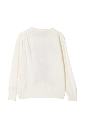 Maglione bianco Mc2 Saint Barth kids MC2 SAINT BARTH KIDS | 7 | DOUGLASLIGHTAGGR10