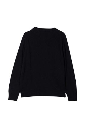 Black sweater Mc2 Saint Barth Kids  MC2 SAINT BARTH KIDS | 7 | DOUGLASLIGHTMND61