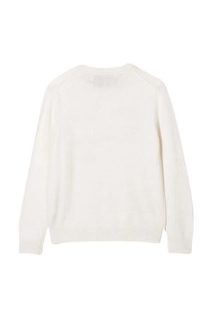 White sweater Mc2 Saint Barth Kids  MC2 SAINT BARTH KIDS | 7 | PRINCESSEMDS10