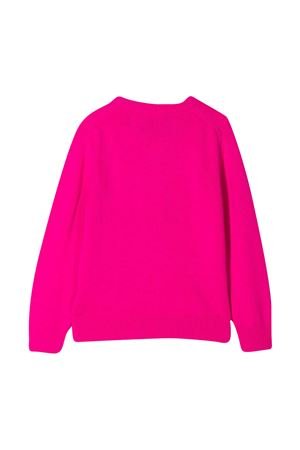 Mc2 Saint Barth Kids fuchsia sweater MC2 SAINT BARTH KIDS | 7 | PRINCESSVPICP29