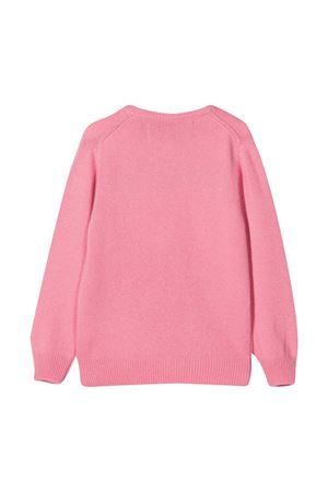 Mc2 Saint Barth Kids pink sweater MC2 SAINT BARTH KIDS | 7 | PRINCESSVVIZI21