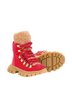 Red boots teen Mi Mi Sol kids MI.MI.SOL | 12 | 66469VAR1T