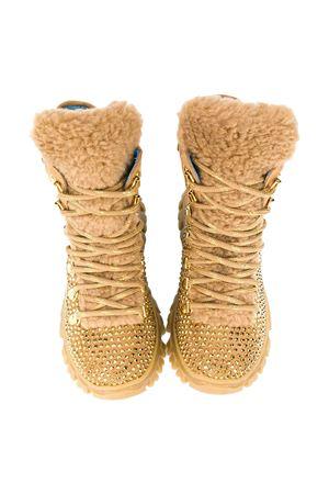 Brown boots teen Mi Mi Sol kids MI.MI.SOL | 12 | 66469VAR2T