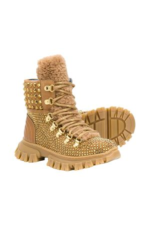 Brown boots Mi Mi Sol kids MI.MI.SOL | 12 | 66469VAR2