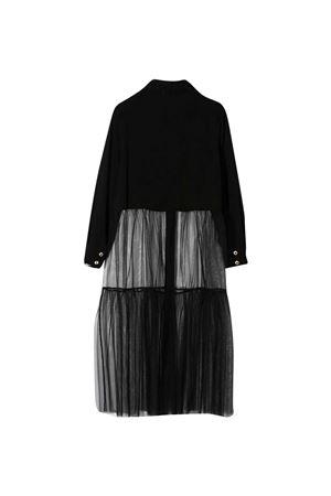 Black dress Mi.Mi.Sol kids  MI.MI.SOL | 11 | MFAB167TS0322BLK