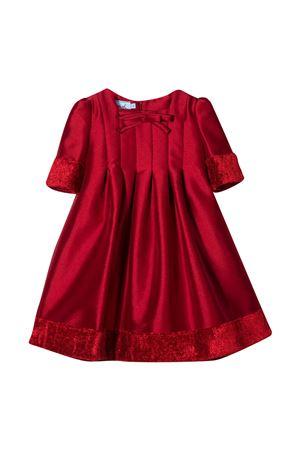 Red dress Mi.Mi.Sol kids  MI.MI.SOL | 11 | MFAB172TS0327RED