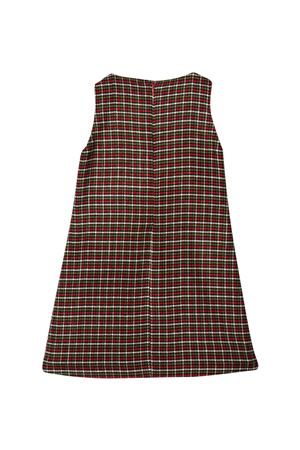 Mi Mi Sol check dress MI.MI.SOL | 11 | MFAB176TS0352GRN