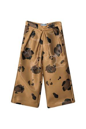 Pantaloni beige Mi Mi Sol MI.MI.SOL | 9 | MFPA038TS0403BRW