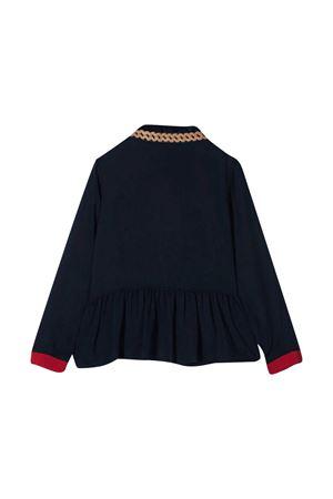 Camicia blu Mi Mi Sol MI.MI.SOL | 5032334 | MFTP022TS0322DKB