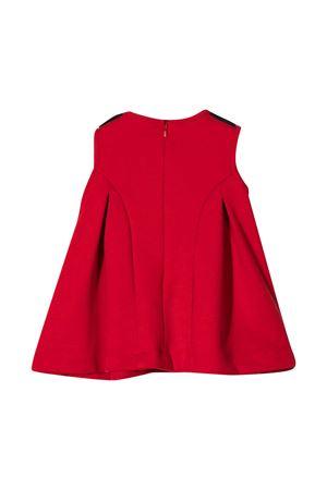 Vestito rosso Mi Mi Sol MI.MI.SOL | 11 | MGAB027TS0343RED