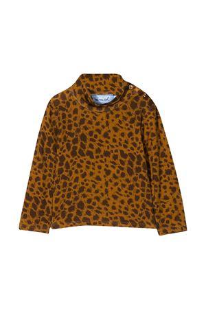 Mi Mi Sol animalier sweater  MI.MI.SOL | 8 | MGTS004TS0394BRW