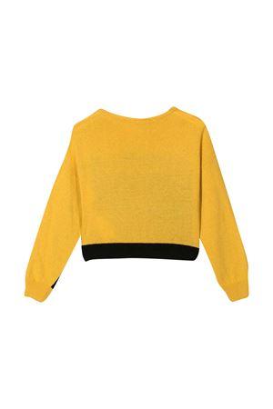 Yellow sweater teen Miss Blumarine  Miss Blumarine | 7 | MBL2858GIALLT