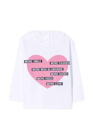 T-shirt bianca Miss Blumarine Miss Blumarine | 8 | MBL2869SETA