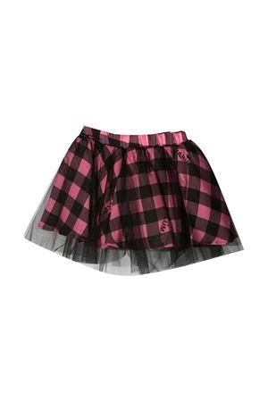 Pink checked skirt Miss Blumarine Miss Blumarine   15   MBL2870BUNICO