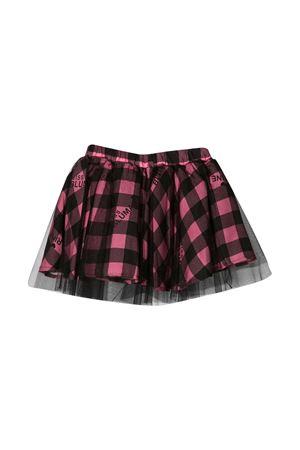 Pink checked skirt Miss Blumarine Miss Blumarine | 15 | MBL2870UNICO