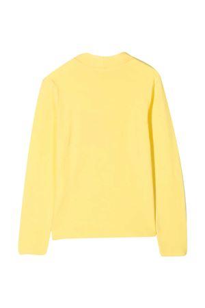 Miss Blumarine yellow sweater  Miss Blumarine   7   MBL2950BGIALL