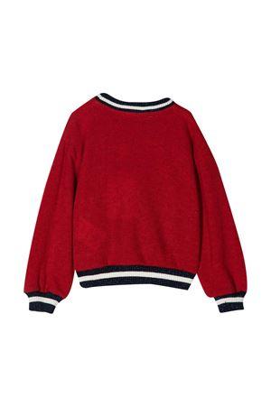 Short red sweatshirt Miss Blumarine  Miss Blumarine | 7 | MBL3012BROSS