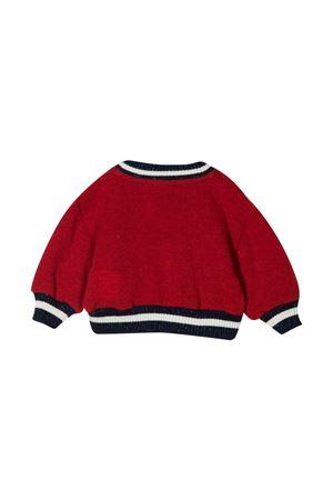 Short red Miss Blumarine sweatshirt Miss Blumarine | 7 | MBL3012ROSS