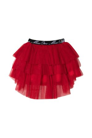 Gonna rossa in tulle Miss Blumarine neonata Miss Blumarine | 15 | MBL3204ROSS