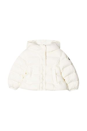 White padded coat Moncler Kids  Moncler Kids | -276790253 | 1A5221053333034