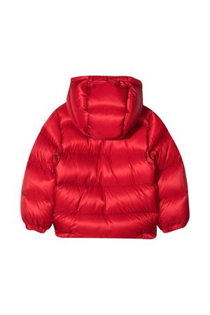 Moncler Kids new macaire baby red down jacket Moncler Kids | -276790253 | 1A5392053334455