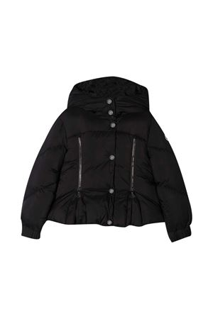 Black down jacket Moncler Kids Moncler Kids | -276790253 | 1A5521053333999