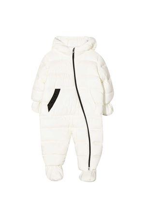 White padded ski suit Moncler kids Moncler Kids | 19 | 1G5020053333034