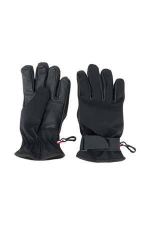Moncler Kids black gloves Moncler Kids | 34 | 3A7010053873999
