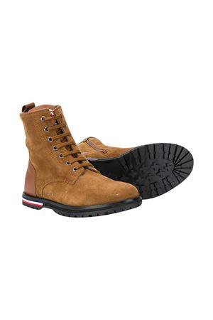 Lace-up ankle boots Moncler Kids  Moncler Kids | 76 | 4F7002002SM2200
