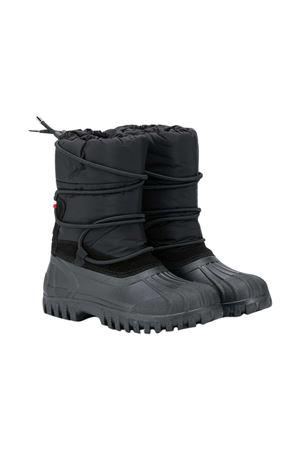 Chris lace-up snow boots teen Moncler Kids  Moncler Kids | 76 | 4H7000002SMH999T