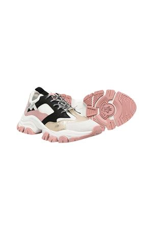 Sneakers Leave No Trace con design color block Moncler kids Moncler Kids | 90000020 | 4M7070002SM7510