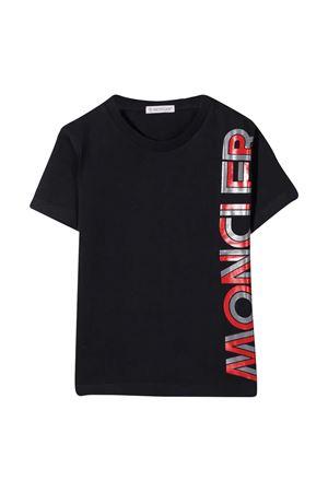 Black  t-shirt Moncler Kids  Moncler Kids | 8 | 8C7262083092778
