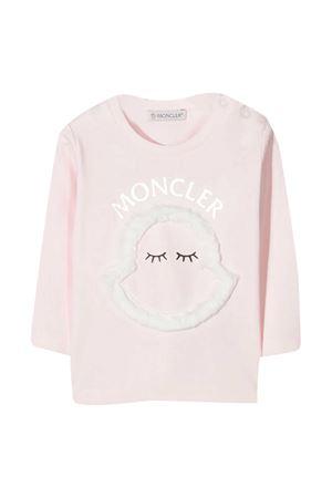 Pink t-shirt Moncler Kids Moncler Kids | 8 | 8D712108392E503