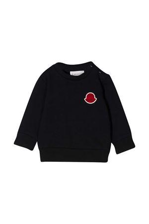 Black sweatshirt Moncler kids  Moncler Kids | -108764232 | 8G7062080996778