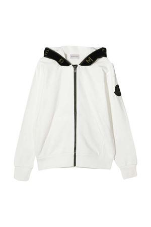 White sweatshirt Moncler Kids  Moncler Kids | 39 | 8G72720809B3034