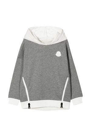 Gray sweatshirt Moncler Kids  Moncler Kids | 7 | 8G73010809B3986