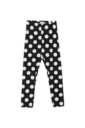 Black leggings Monnalisa  Monnalisa kids | 5032349 | 11642266645001