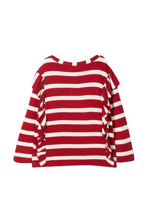 Red striped Monnalisa sweater  Monnalisa kids | 40 | 116635AV62094301