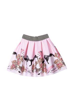 Pink skirt Monnalisa kids  Monnalisa kids   15   11670666350048