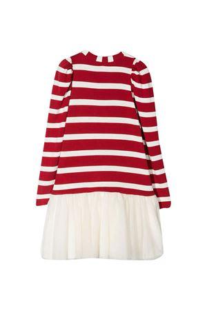 Vestito rosso Monnalisa Monnalisa kids | 11 | 11693462094301