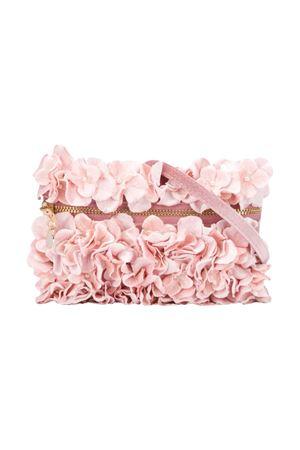Borsetta rosa con applicazioni fiori Monnalisa kids Monnalisa kids | 31 | 17600760960066