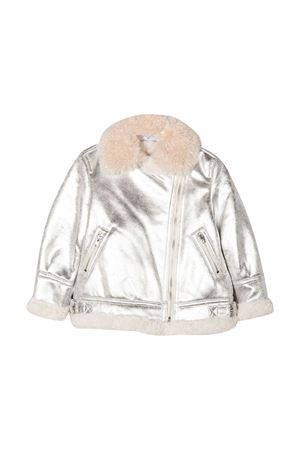 Metallic jacket teen Monnalisa kids Monnalisa kids | 13 | 17610660080375T