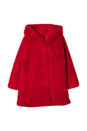 Monnalisa red coat  Monnalisa kids | 41 | 17611160400043