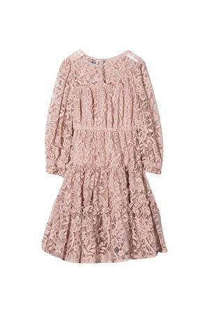 Monnalisa pink lace dress Monnalisa kids   11   17690160450066