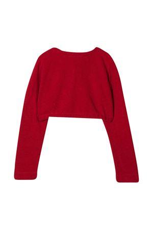 Red cardigan Monnalisa kids  Monnalisa kids | 39 | 176CAF62040043