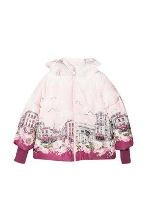 Piumino rosa Monnalisa Monnalisa kids | 783955909 | 19610260130194