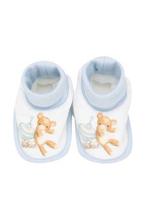 Scarpe azzurre neonato Monnalisa kids Monnalisa kids   1901739980   22600660200158