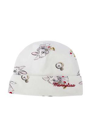 Berretto bianco Monnalisa Monnalisa kids   75988881   2260086F040132