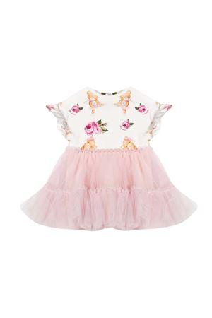 Vestito a fiori Monnalisa Monnalisa kids | 11 | 31690566050194