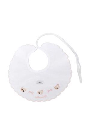 Bavetta bianca neonata Monnalisa kids Monnalisa kids | 5032339 | 356008R96741192C